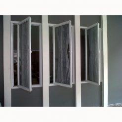 Aluminium Partisi Jendela dan Pintu