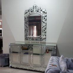 Dekorasi Interior Cermin Ruang Tamu