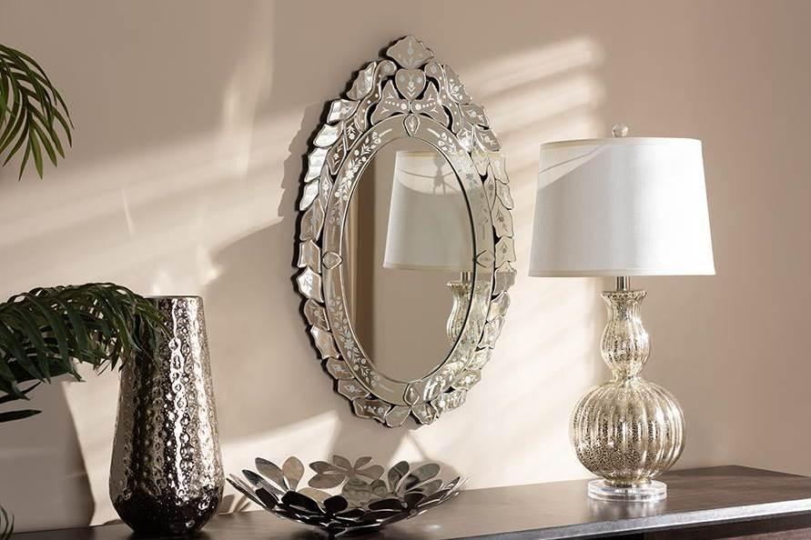 hiasan cermin dinding