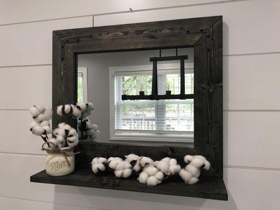 Dengan Imajinasi Memilih Cermin Dinding