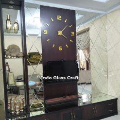 BM 002020 cermin dinding wajik