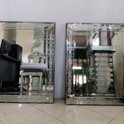 CD 004031 Venetian Mirror Rectangle Alrigo
