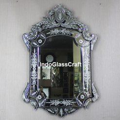 CD 004036 Venetian Mirror Large Roma