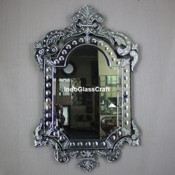 CD 004037 Venetian Mirror Bubble Pavia