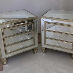 FM 003026 Furniture Mirror Kabinet