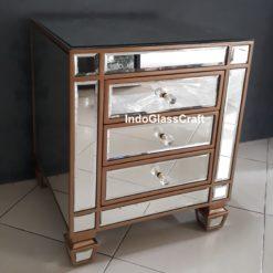 FM 003027 Furniture Mirror Kabinet