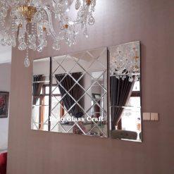 BM 002035 Cermin Dinding Bevel