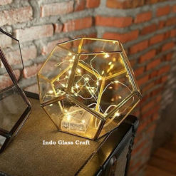 TL 009006 Tempat Lilin Hias